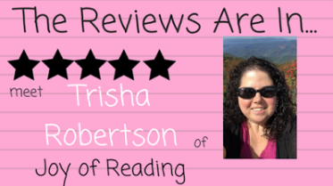 Trisha Robertson Joy of Reading