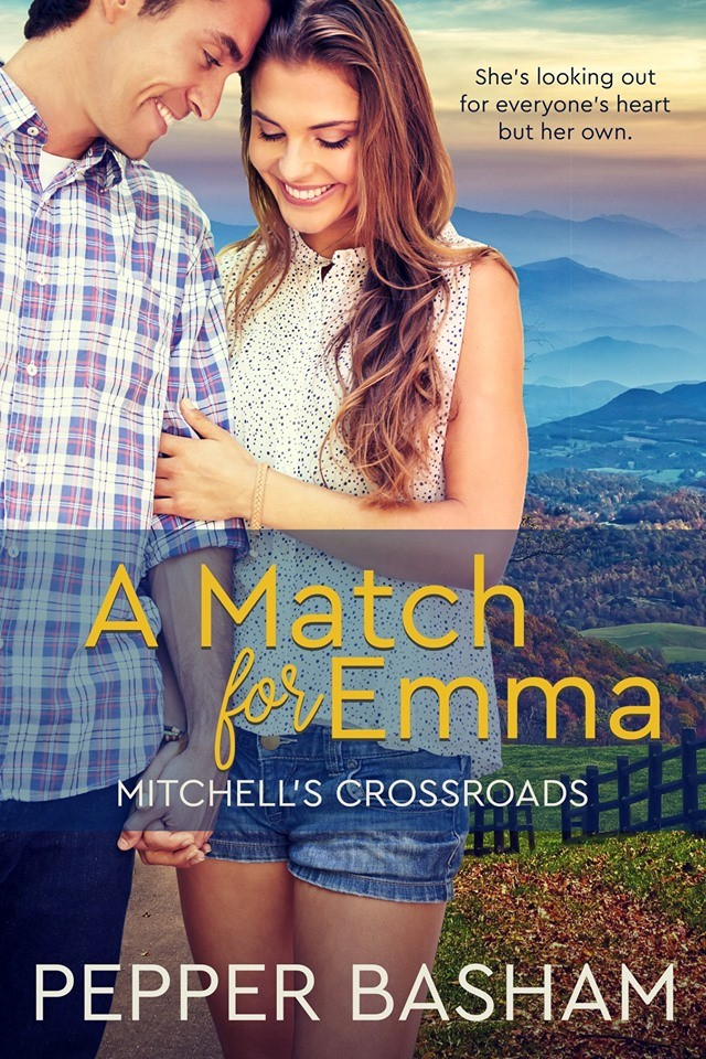 Cover-A Match for Emma